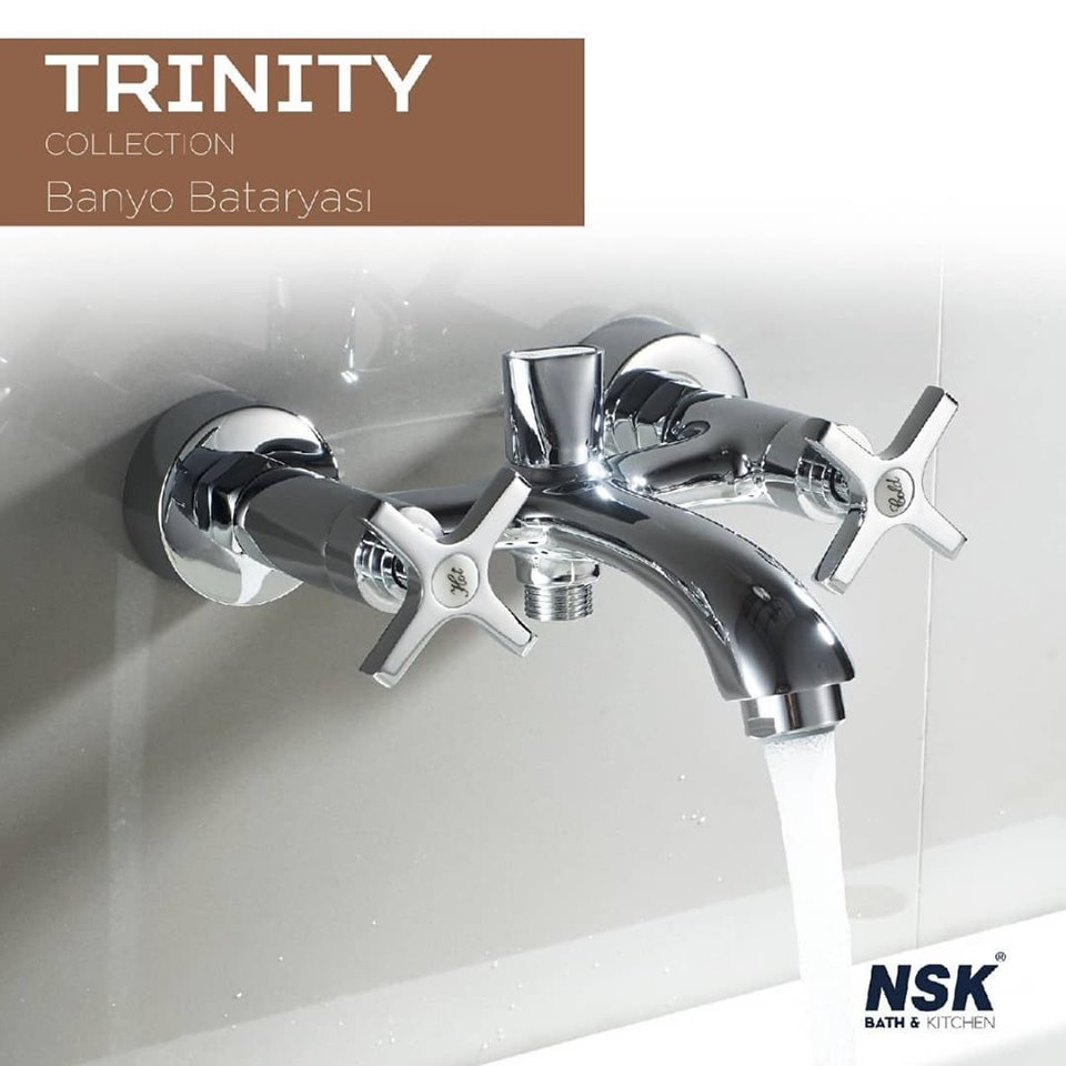 Trinity Collection Banyo Bataryası